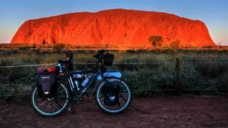 Bicycle Touring Red Centre of Australia (The Olgas & Uluru)