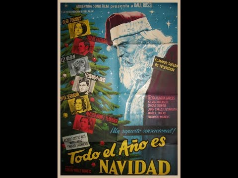 TODO EL AÑO ES NAVIDAD1960  Raúl Rossi