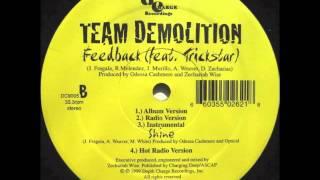 Team Demolition-Feedback Instrumental