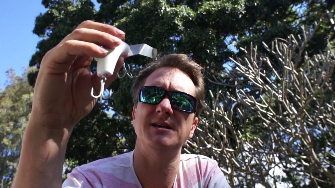 Handmade Lures Of Australia Unwrapped - Gidgee Lures - August 2016