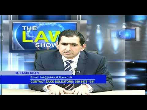 The Law Show with Zakir Khan 7th March 2017