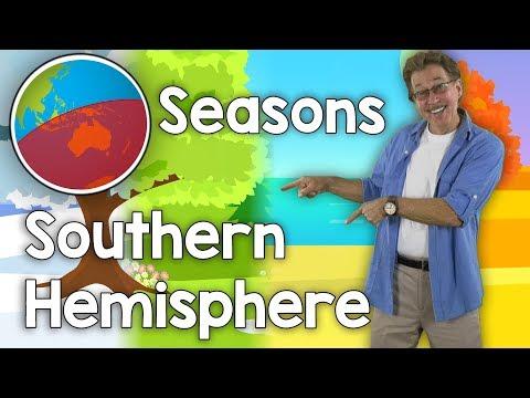 Four Seasons in the Southern Hemisphere | Jack Hartmann