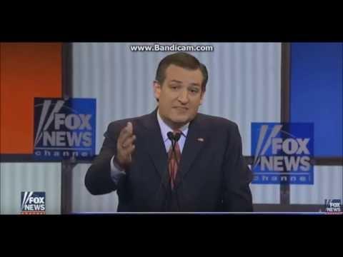 FOX News 11th GOP Debate - 2016 Campaign: Part #1
