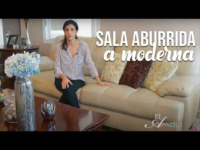 DE SALA ABURRIDA A MODERNA