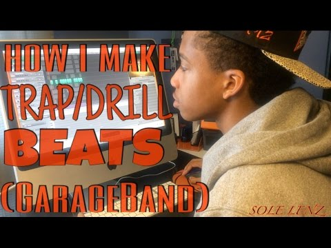 How To Make A Trap Beat In GarageBand
