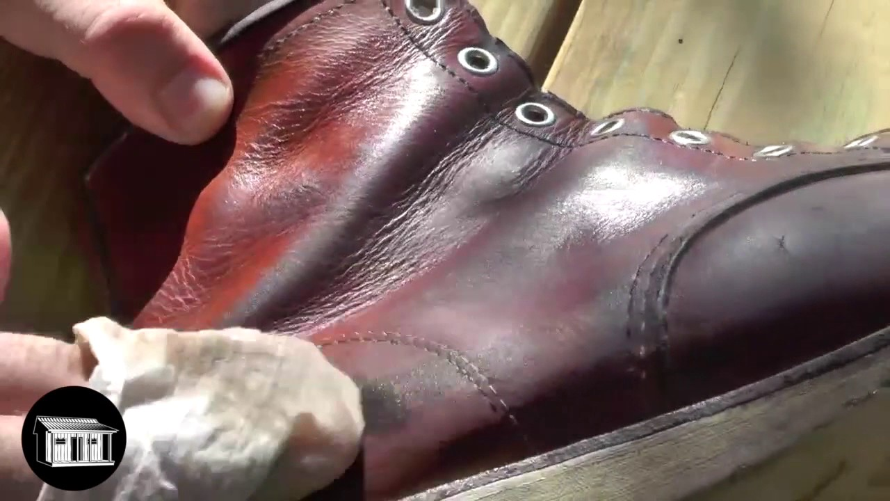 How To Care For Leather Boots You