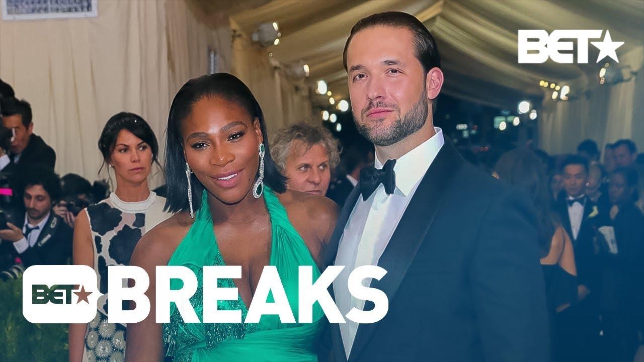The Scoop On Serena Williams\u0027 Wedding - BET Breaks - YouTube