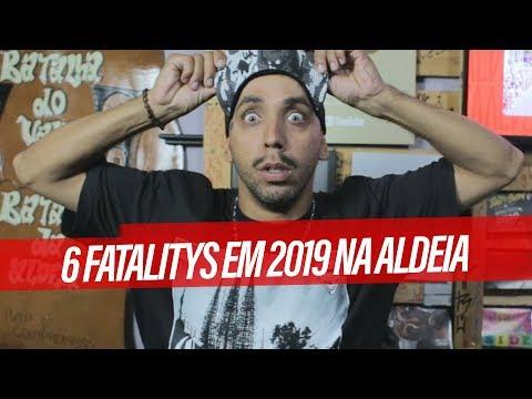 6 FATALITYS EM 2019 NA BDA | Tags BDA | COM LEGENDAS