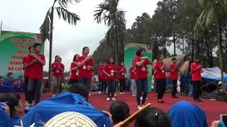 Hội trại 2014 - Thailand's Performance