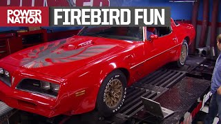 Transforming A '78 Trans Am Into A 500HP Tribute Car - Detroit Muscle S1, E1