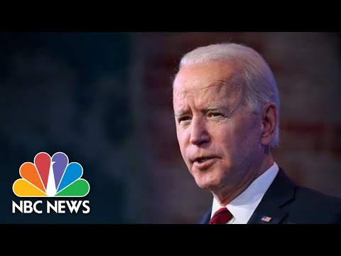 Biden Delivers Remarks At The State Department | NBC News
