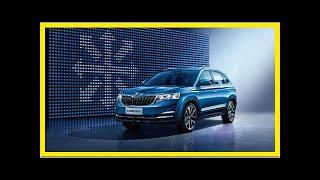 Skoda Kamiq SUV Debuts in China By J.News