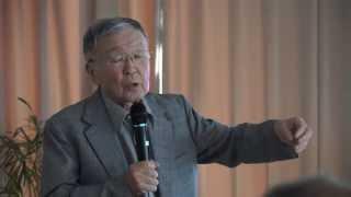 京橋 中村梅吉さん「昭和初期、京橋界隈の気風」を語る