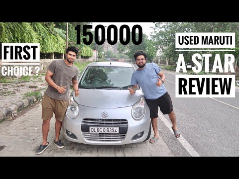 Used Maruti A-Star For 150000 Rupees | How Car Dealer fool You ??