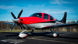 Friday Harbor to Boeing Field | Cirrus SR22T