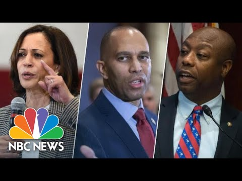 'How Dare He!' Black Lawmakers React To President Donald Trump's 'Lynching' Comparison | NBC News