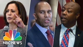 'How Dare He!' Black Lawmakers React To President Donald Trump's 'Lynching' Comparison   NBC News