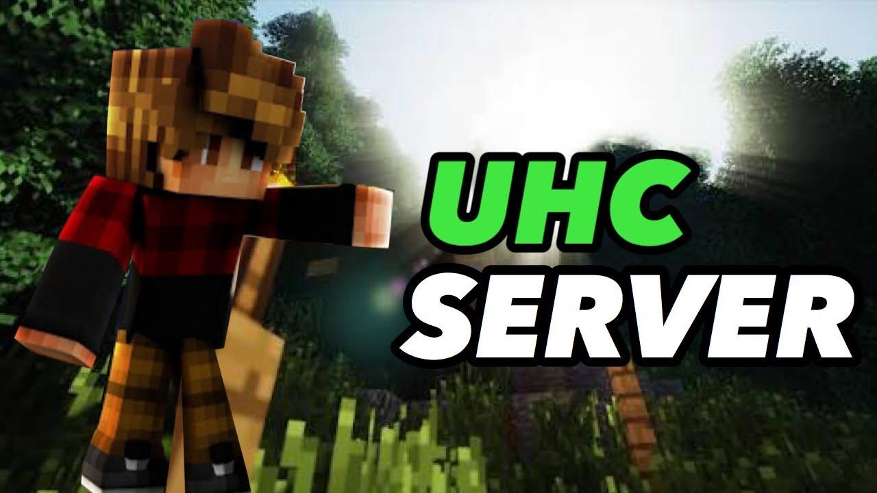 NEW MINECRAFT PE UHC SERVER! // MCPE UHC SERVER 122.122 by Isaac
