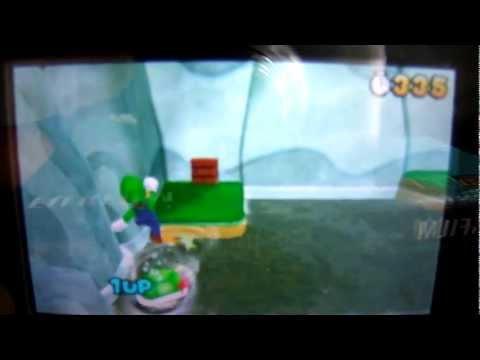 Truco Super Mario 3d Land