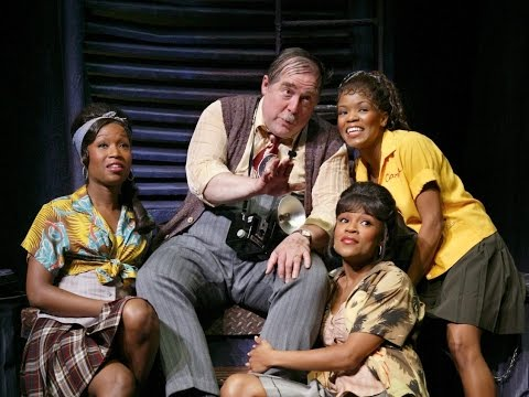 Ya Never Know - Original Broadway Cast - Little Shop of Horrors - 09/21/2003 Preview Performance