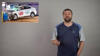 Журналисты Авторевю провели краш тест нового Hyundai Solaris смотреть