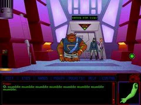 Space Quest 6 Roger Wilco in the Spinal Frontier