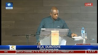 Nigeria Is Not Working For Anybody Fela Durotoye Laments State Of The Nation Pt3 The Platform