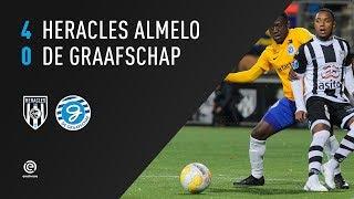 Heracles Almelo - De Graafschap | 21-09-2018 | Samenvatting