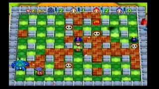 BFFN - Bomberman Jetters - Battle 1!!!