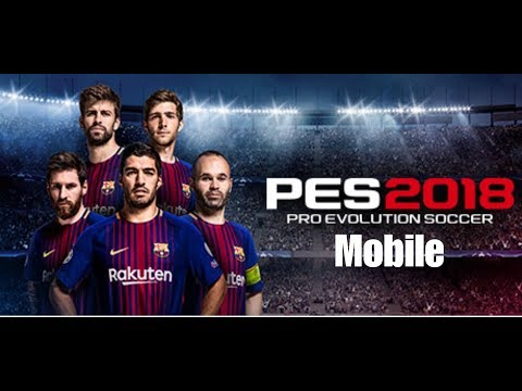 Top 5 Speedest Players in pes mobile 2018