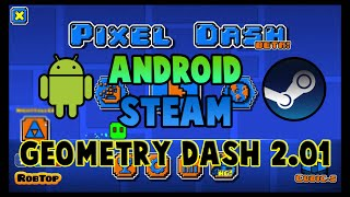 """Texture pack """"PIXEL DASH"""" Android & Steam + Icon Kit 