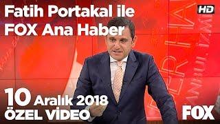 Kılıçdaroğlu: Niye söz verdiniz millete? 10 Aralık 2018 Fatih Portakal ile FOX Ana Haber