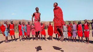 Люди в Этом Племени Нарушают Все Законы Физики