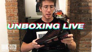 UNBOXING LIVE - Nike Lebron XVI