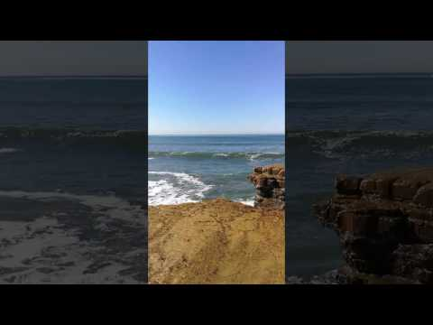 San Diego Cabrillo National Monument Tide Pools, December 2016
