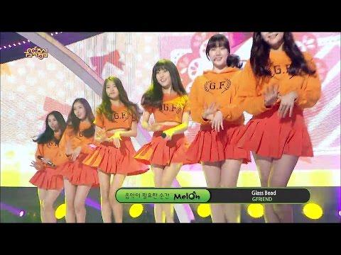 【TVPP】GFRIEND - Glass Bead, 여자친구 - 유리구슬 @ Show Music Core Live