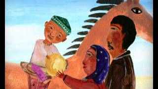 Kazakh lullaby / World lullabies - Казахская колыбельная / Колыбельные мира