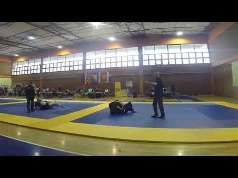 Sarajevo Open 2018 Damir Fight 02