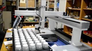 robo type oil sampling test unit