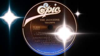 The Jacksons - Walk Right Now (Epic Records 1980)