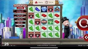 Online slots Monopoly 250K | 50 spins