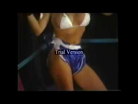 Hot Foxy Boxing (Old video from the 1980s)