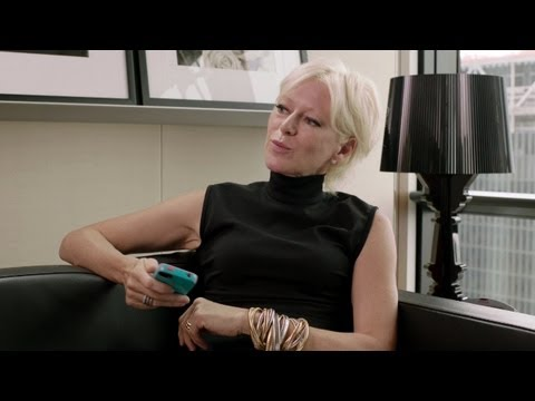 Joanna Coles: New Cosmo Editor-in-Chief, Behind the Scenes
