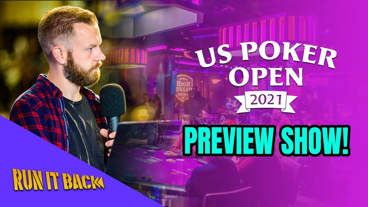 Run it Back with Remko | 2021 U.S. Poker Open Preview