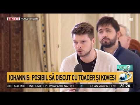 Klaus Iohannis răspunde la întrebările jurnaliștilor