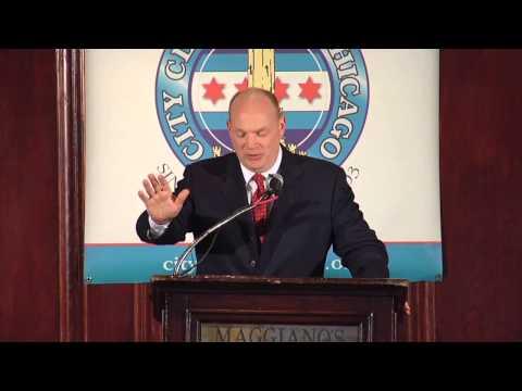 Devon Bruce, Chairman, Illinois State Board of Investment