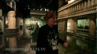 Exploring the Mayan Ball Game on Museum Secrets (Vlog)