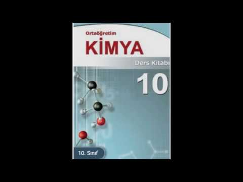 10 Sınıf Kimya Ders Kitabı Cevapları Tutku Yayınları 2017 2018 Youtube