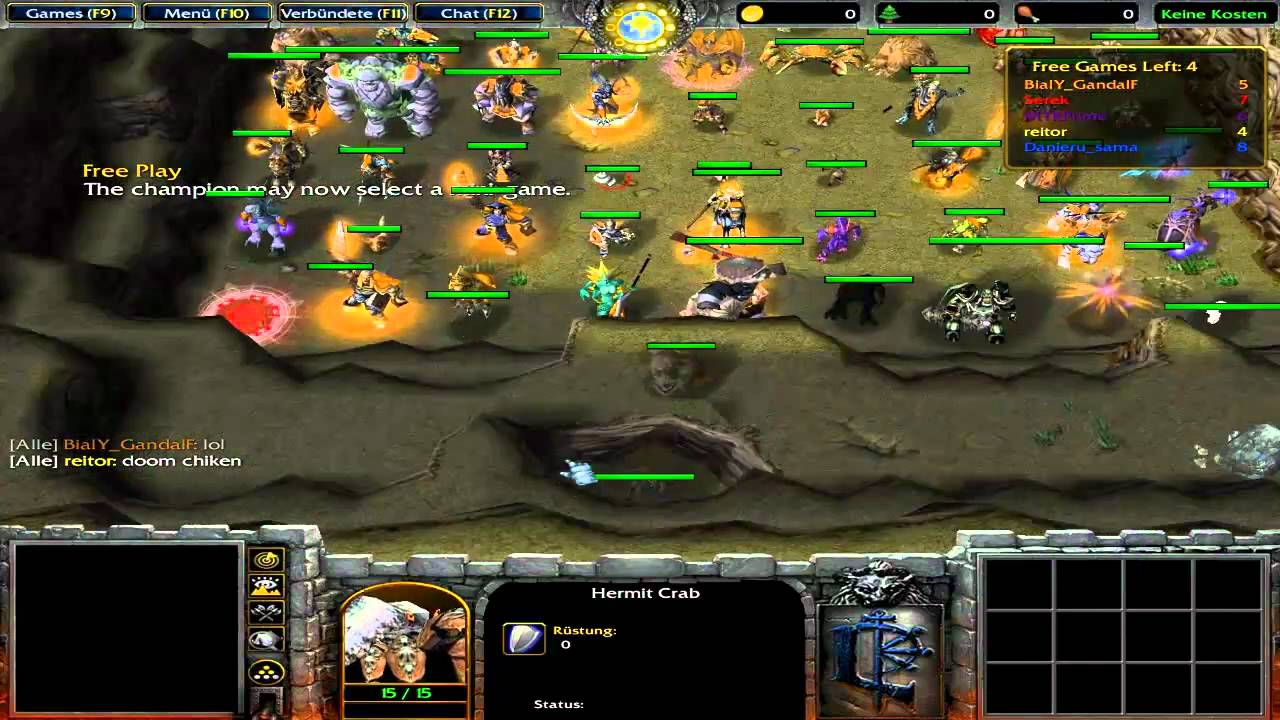 uther party ultima