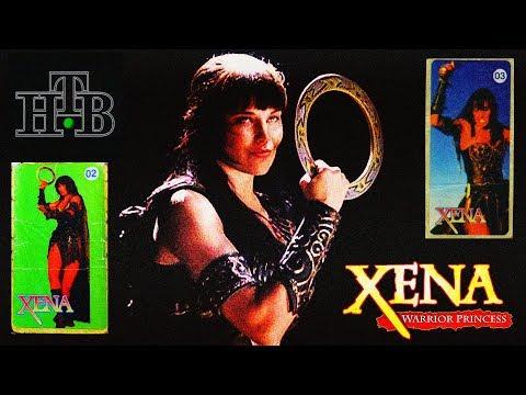 """[ТРАВА ЗЕЛЕНЕЕ] #14 - """"ЗЕНА - КОРОЛЕВА ВОИНОВ"""" (Xena: Warrior Princess)"""